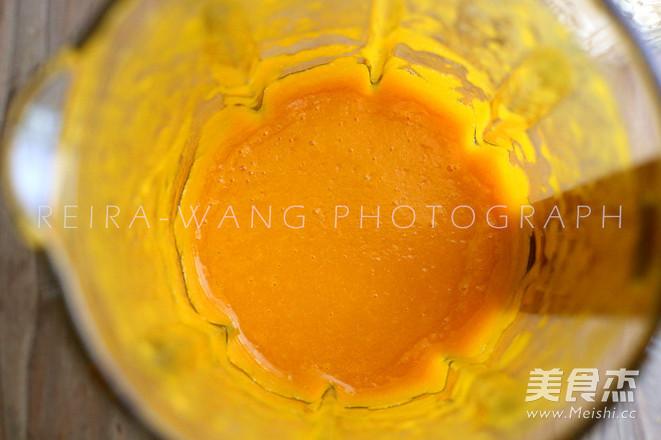 韩式南瓜粥的简单做法