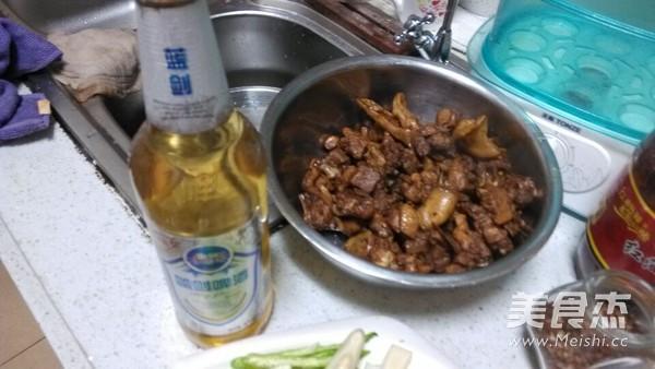 啤酒仔姜鸭子怎么吃