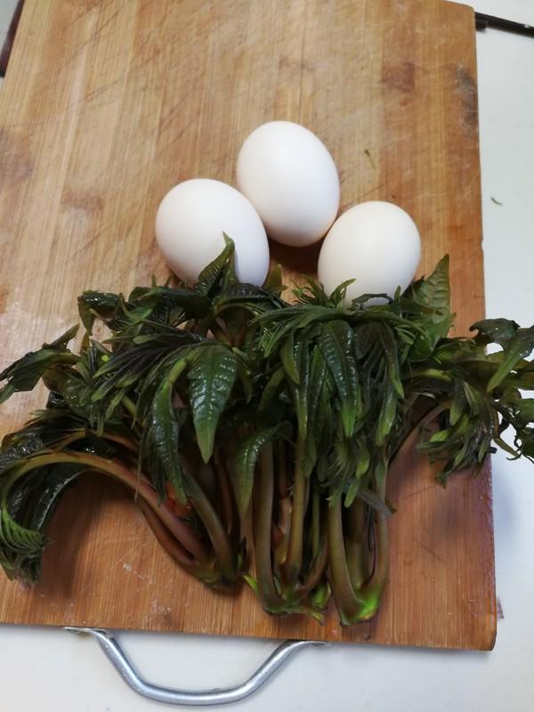 香椿芽炒鸡蛋的做法大全