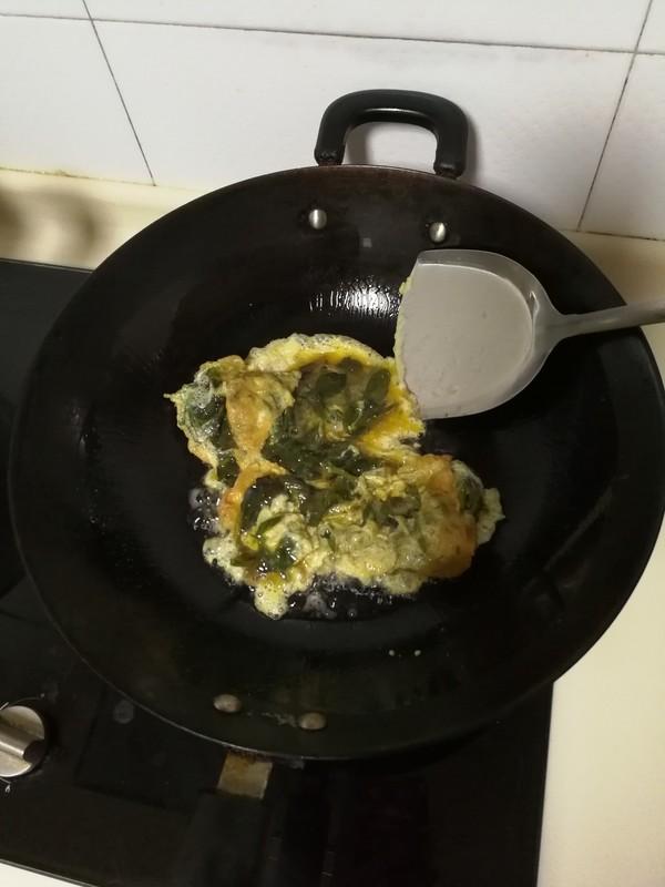 香椿芽炒鸡蛋怎么炒