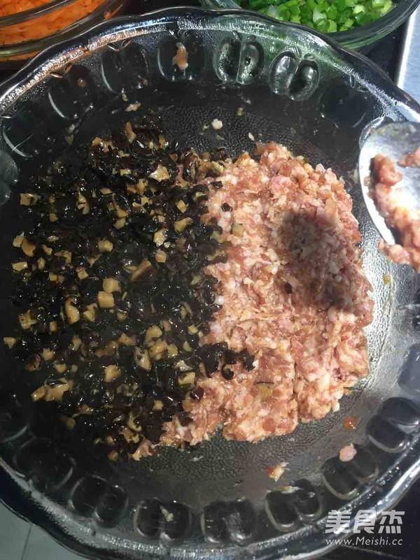 香菇红萝卜饺怎么吃