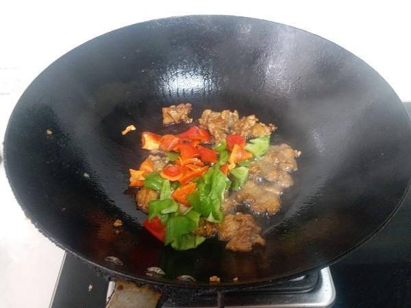 杏鲍菇炒肉片怎么做