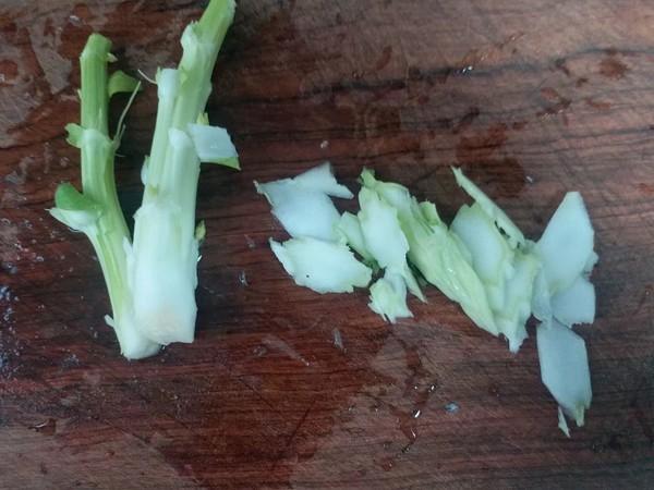 清炒菜苔的家常做法