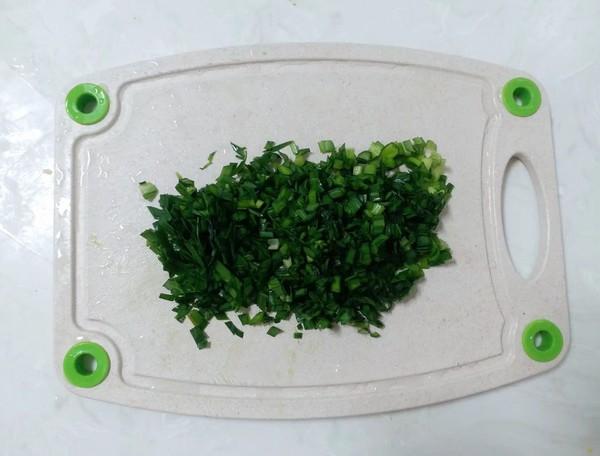 韭菜炒鸡蛋的做法图解