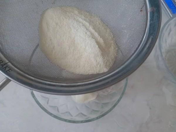 酸奶溶豆的家常做法