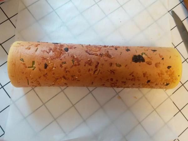 海苔肉松蛋糕卷怎样煮