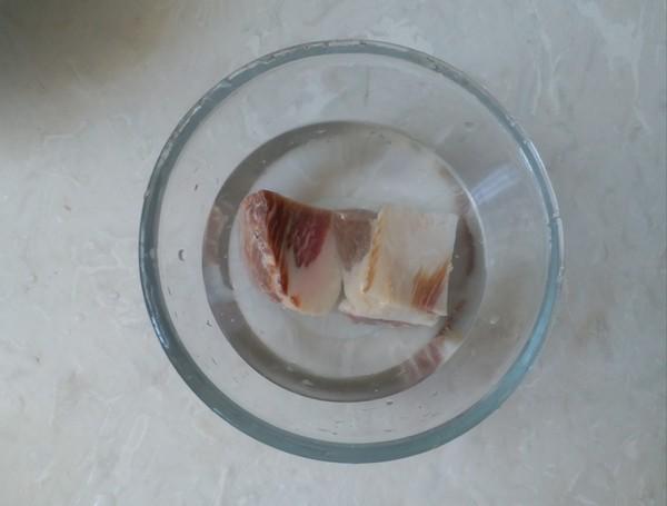 腊肉香菇煲仔饭的做法图解