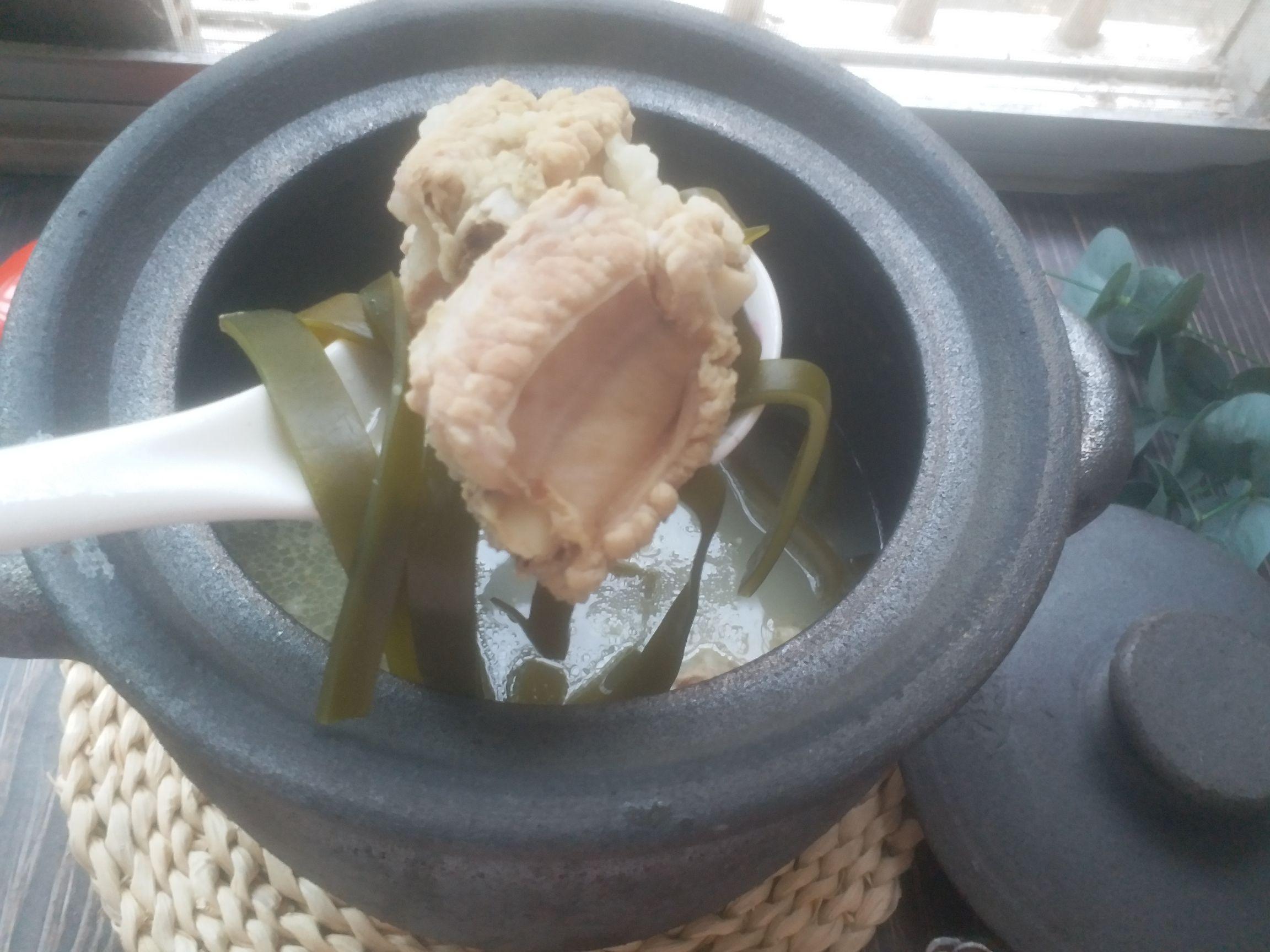 海带排骨汤怎么炖