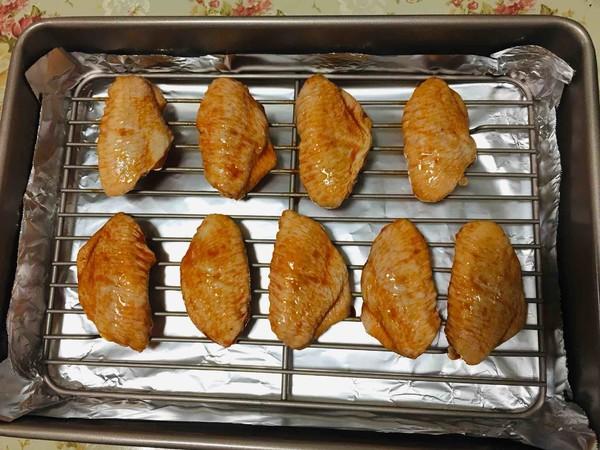 烤奥尔良鸡翅怎么做