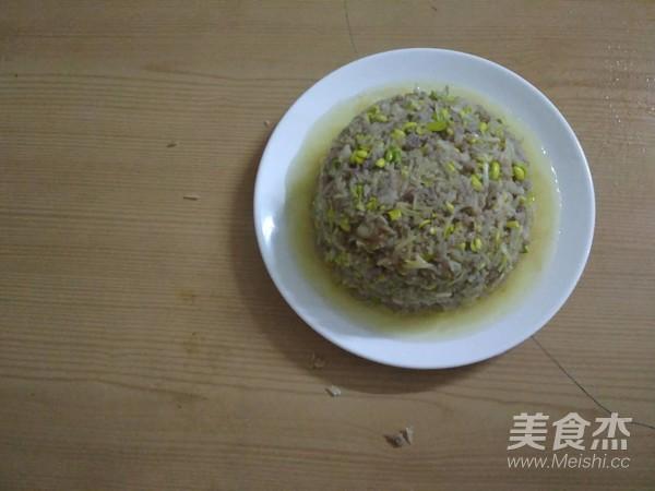 豆芽炒肉末的制作