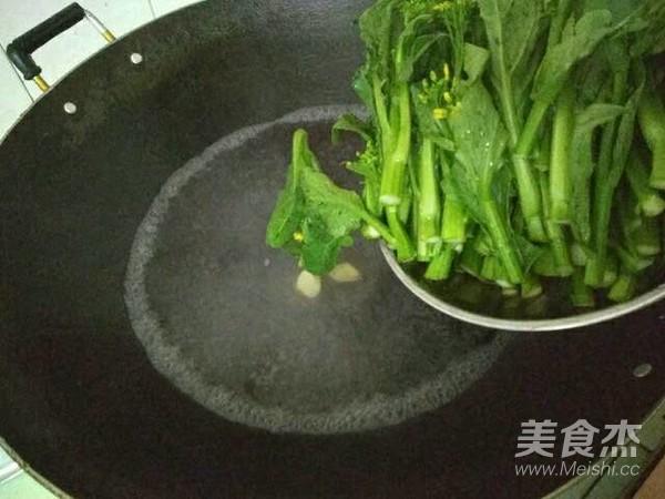 盐水菜心的做法图解