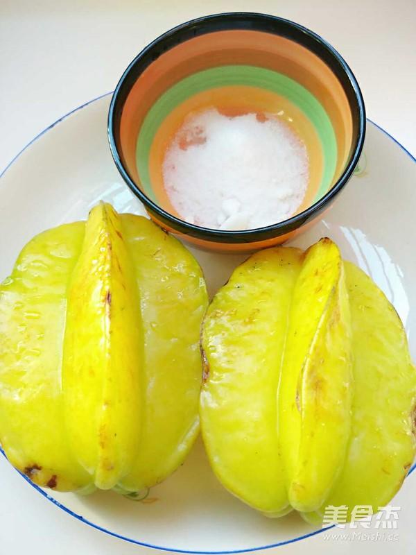 杨桃汁的做法大全