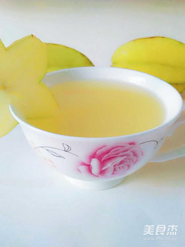 阳桃中毒图片