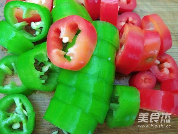 辣炒土豆胡萝卜块怎么吃