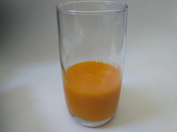 多彩果汁的步骤
