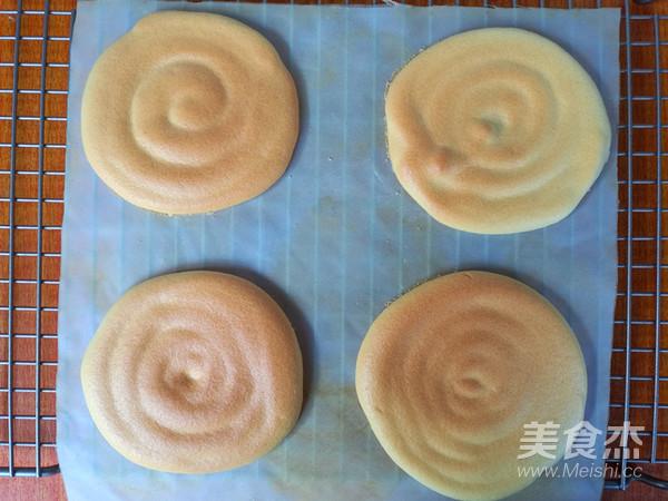 网红小贝蛋糕的制作方法