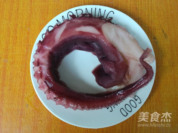 鲜香麻辣章鱼足的做法图解