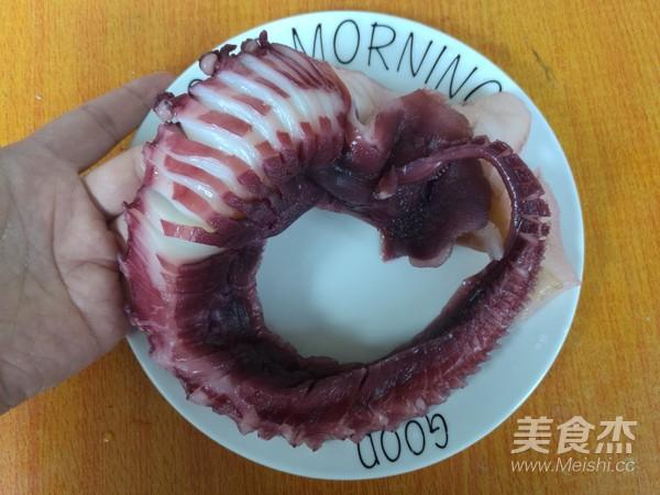 鲜香麻辣章鱼足的家常做法
