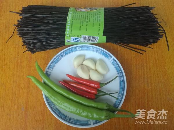 开胃大菜——酸辣蕨根粉的做法大全