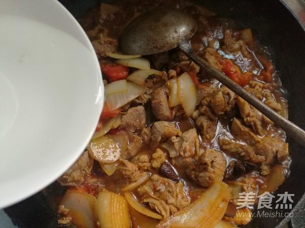 红焖牛腩怎样煮