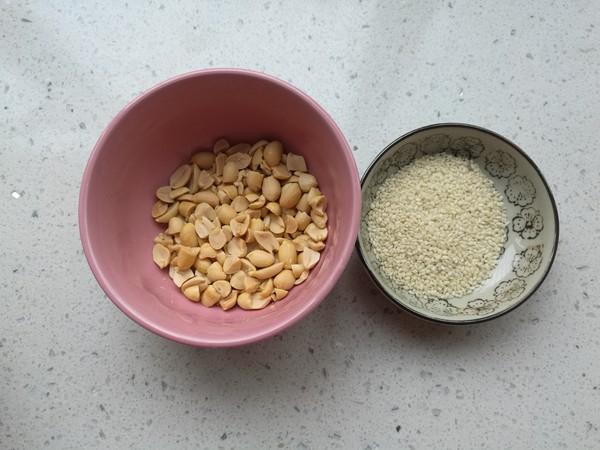 芝麻果仁拌菠菜的家常做法