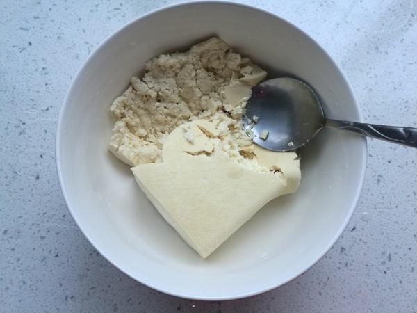 小葱拌豆腐的做法图解