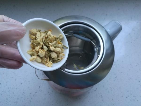 茉莉花果茶怎么煮
