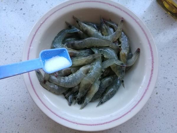 椒盐大虾的家常做法