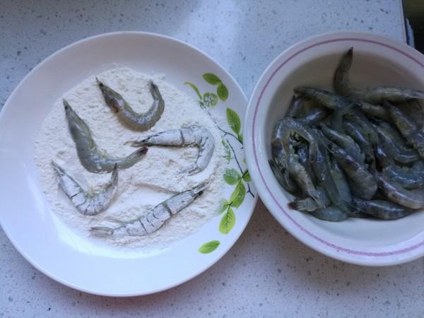 椒盐大虾怎么煮