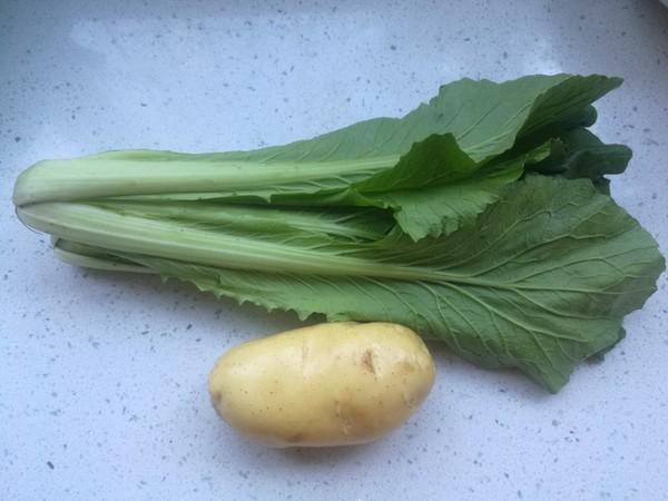 小白菜炒土豆泥的做法大全