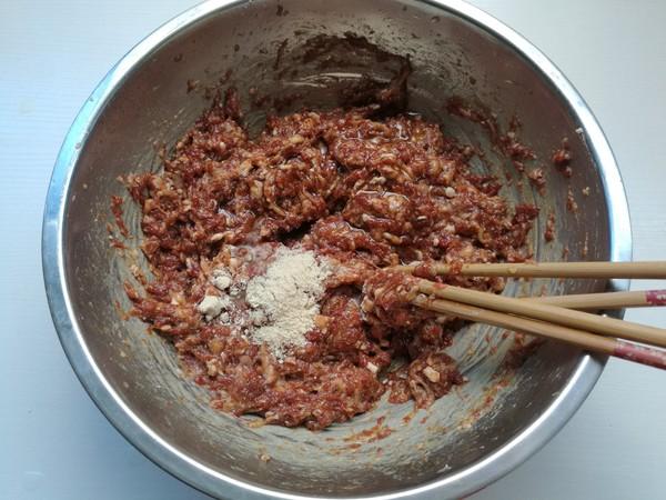 牛肉烧麦的做法图解