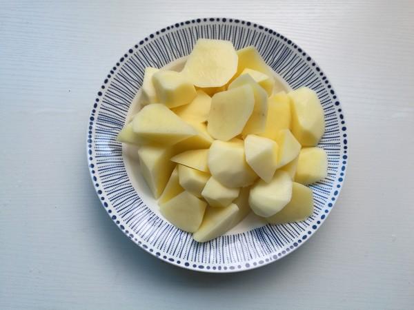 鸡小腿焖土豆的做法图解