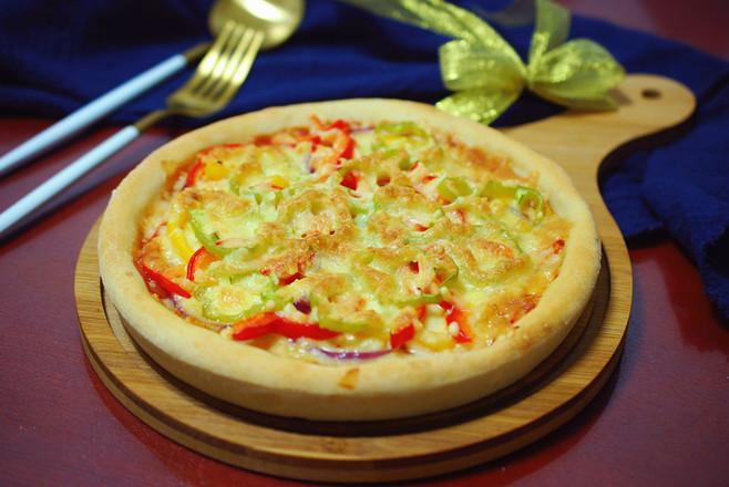 蔬菜披萨怎么煸