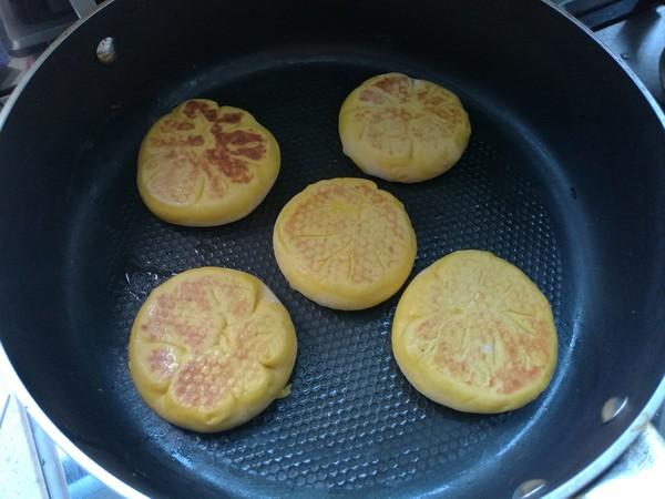 南瓜豆沙饼怎么炒