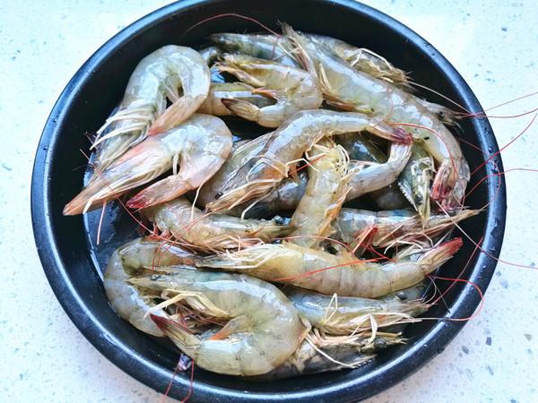 椒盐大虾的做法大全