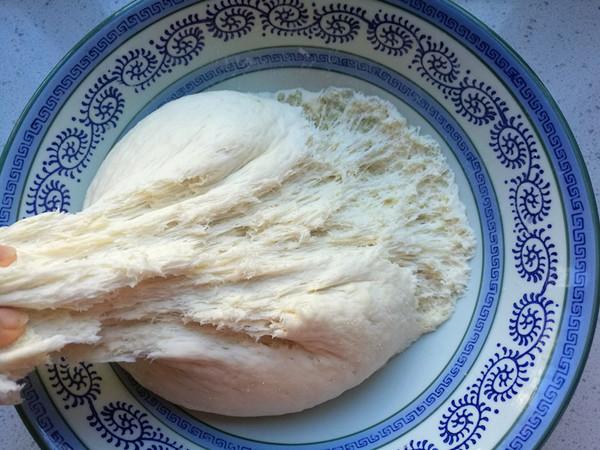 红豆馅小豆包的家常做法