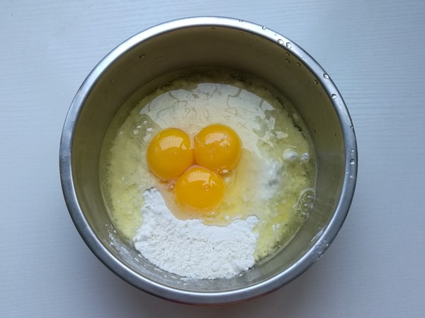 西红柿鸡蛋饼的家常做法