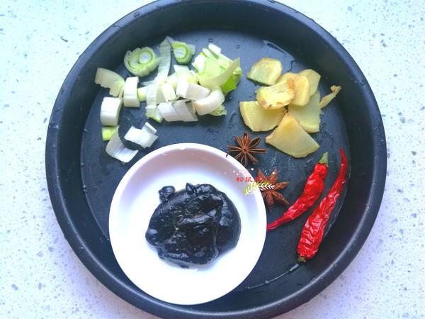 砂锅白菜炖粉条的做法图解