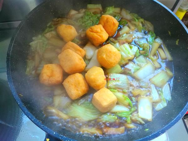 砂锅白菜炖粉条怎么炒