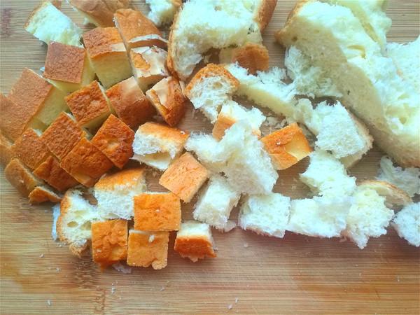 酸奶面包布丁的做法大全