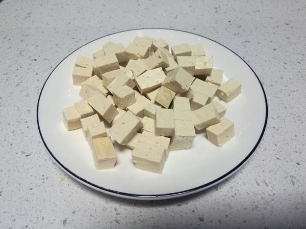 黄瓜豆腐丁的做法大全