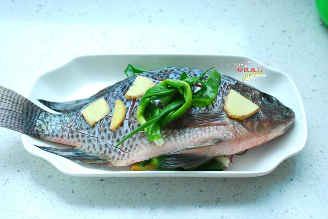 酱焖罗非鱼的做法大全