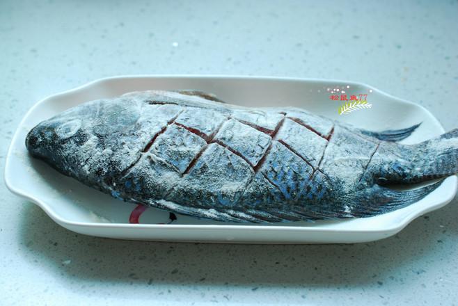 酱焖罗非鱼的做法图解