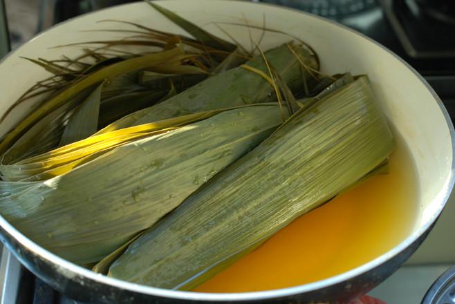 传统大红枣粽子的做法图解