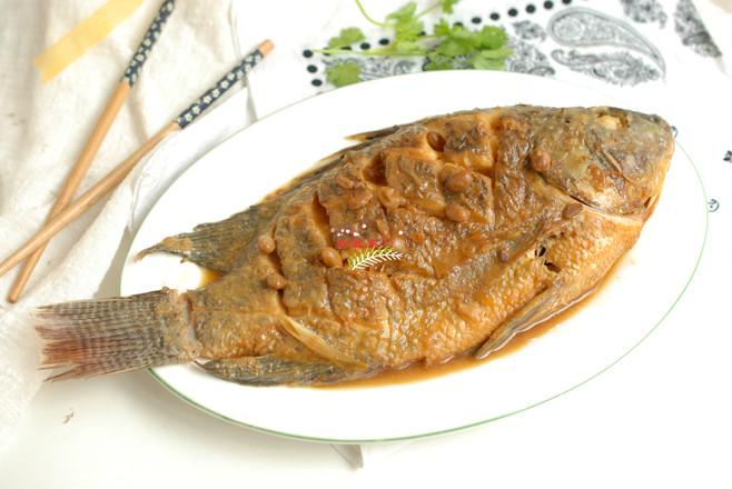 酱焖罗非鱼怎么煮