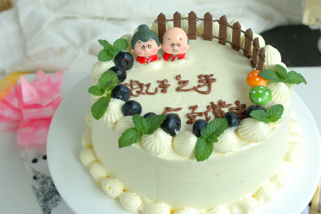 七夕蛋糕怎么煮