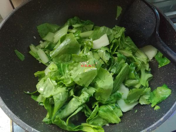 蒜蓉油菜怎么吃