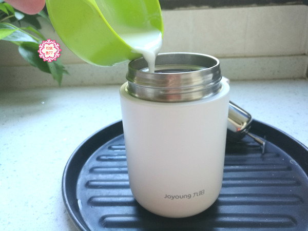 火龙果酸奶饮的简单做法