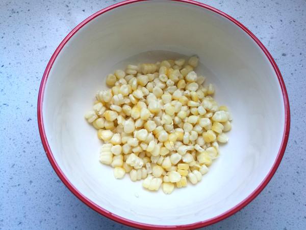 玉米鸡蛋饼的做法大全