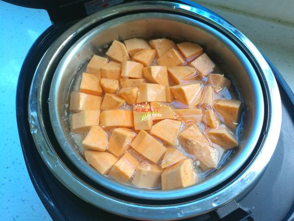 红薯杂粮米饭怎么做